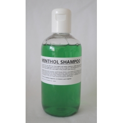 Menthol Shampoo -free from Lauryl Sulphate