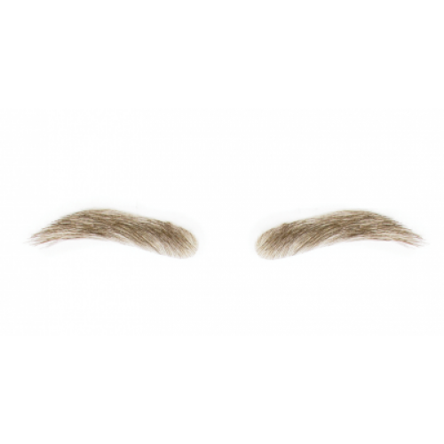 Dimples Human Hair False Eyebrows Style 25
