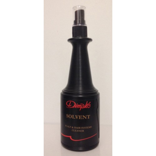 Dimples Solvent -Toupee Adhesive Remover