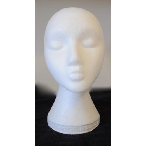Polystyrene Head